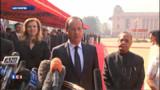 """Chômeur immolé à Nantes : Hollande exprime une """"émotion toute particulière"""""""