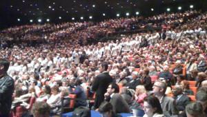françois fillon meeting UMP palais des congrès présidence UMP