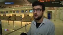Grève chez Air France : à Roissy, les passagers prennent leur mal en patience