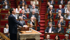 Manuel Valls discours de politique générale 8 avril 2014 assemblée nationale
