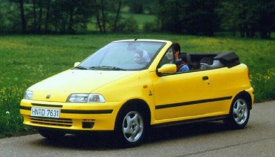Photo 1 : PUNTO CABRIOLET - 1997