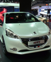 Peugeot 208 GTi Mondial Auto 2012
