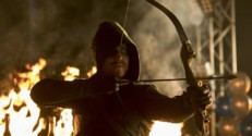 ARROW episode 10 A feu et à sang