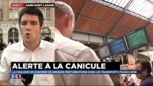 Canicule sur Paris : tous les RER impactés, tout ce qu'il faut savoir pour se déplacer
