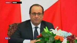 """COP 21 : Hollande et Xi Jinping souhaitent un accord """"ambitieux et contraignant"""""""