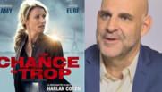"""Harlan Coben, l'auteur de la série """"Une chance de trop"""" sur TF1."""