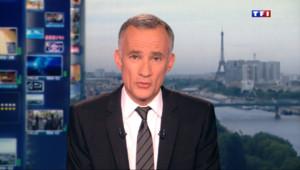 Le 20 heures du 5 mai 2014 : Ma�OGM : le Conseil d'Etat confirme l'interdiction de culture du MON810 en France - 687.1340553588866