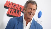 Mel Gibson à l'avant-première du film Machete Kills à Los Angeles le 2 octobre 2013
