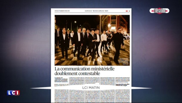 Nice : la réponse de Libération à Cazeneuve concernant l'enquête sur les effectifs de sécurité