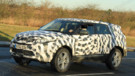 Range Rover Evoque XL 2013 Scoop