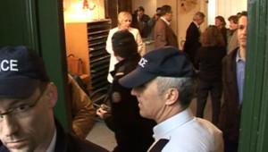 Tentative de perquisition menée vendredi matin au siège du Canard Enchaîné