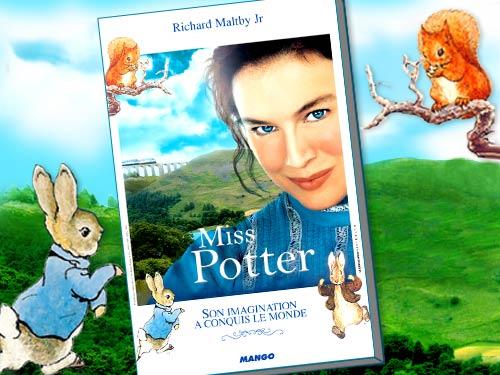 Jouez et gagnez le livre Miss Potter !