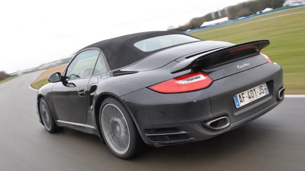 La Porsche 911 Turbo Cabriolet PDK à l'essai - News Automoto - MYTF1