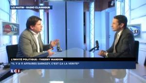 """Fillon-Jouyet : Hollande """"n'avait pas besoin de cette affaire pour être fragile"""" selon Mandon"""