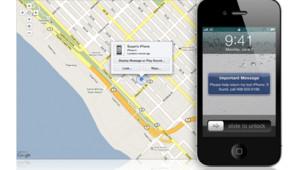 MobileMe intègre un service de localisation de l'iPhone