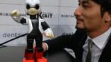 Kirobo, le petit robot qui parle, a décollé pour la station spatiale internationale