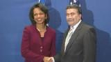 Condoleezza Rice entame sa tournée