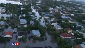 Australie, après les inondations, les odeurs nauséabondes