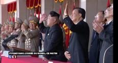 """Corée du Nord : Kim Jong-Un se dit """"prêt à combattre les Etats-Unis"""""""