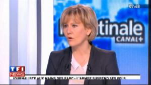 """Débat Hollande/Sarkozy : Morano a ressenti de """"la frustration"""""""