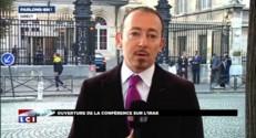 Irak : la conférence de Paris veut organiser la mobilisation contre les jihadistes