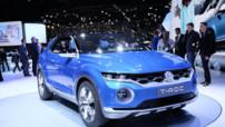 Volkswagen T-ROC Concept au Salon de Genève le 4 mars 2014