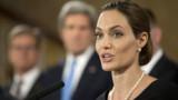 Angelina Jolie : la lettre ouverte de la jeune mariée pour les réfugiés syriens