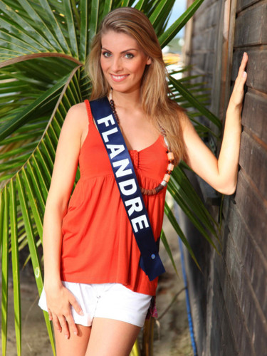 Miss Flandre 2009 - Aline Bourgeois : Candidate Miss France 2010