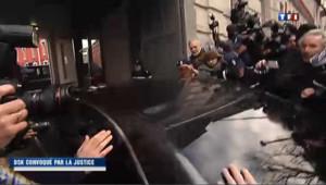 Affaire du Carlton : garde à vue prolongée pour DSK