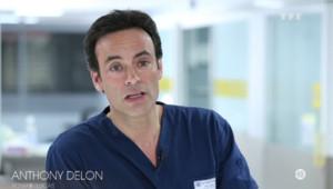 Anthony Delon et les acteurs de la série vous présentent Interventions
