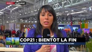 """COP21 : Fabius va présenter un nouvel accord plus """"nettoyé"""""""