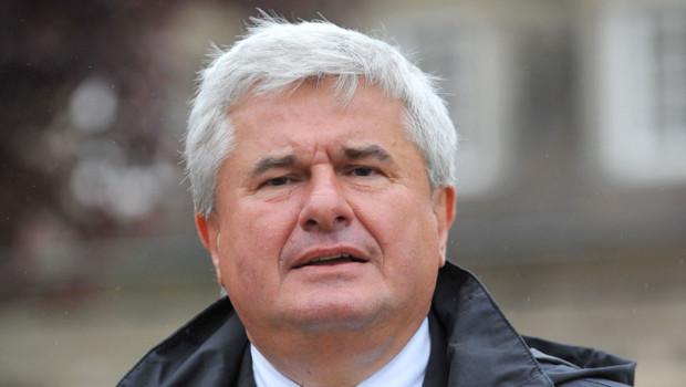 Eric Raoult, le 11 mai 2009.
