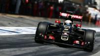 F1 - Espagne 2015 - Romain Grosjean