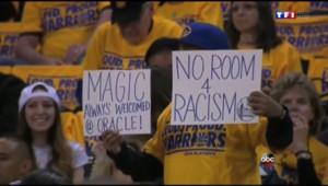 Le 20 heures du 28 avril 2014 : Les propos racistes d'un dirigeant NBA qui choquent les Etats-Unis - 1211.8729999999998