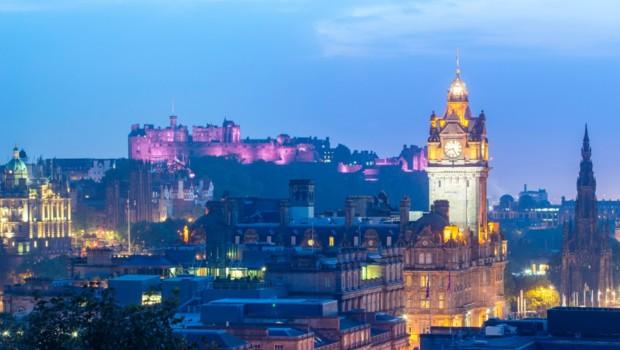 Le château d'Edimbourg, coeur incontournable d'une visite dans la cité écossaise