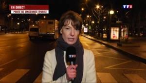 Prise d'otages Porte de Vincennes : 4 adultes et un nourrisson étaient cachés en sous-sol