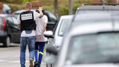 Saint-Etienne-du-Rouvray attentat attaque terroriste terrorisme perquisitions interpellations