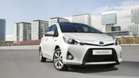Toyota Yaris Hybrid 2012