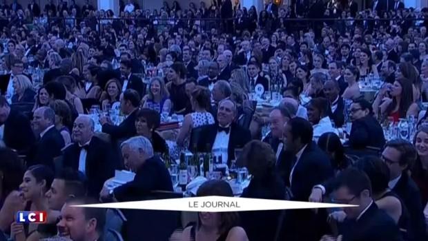 Traditionnel dîner des correspondants : Obama fait rire le tout-Washington pour la 8e et dernière fois