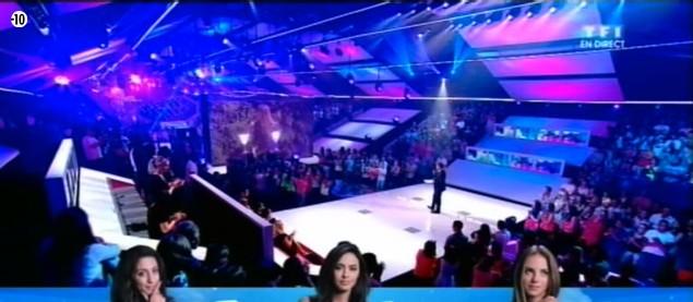 Le public a choisi de sauver Sara et Leila.