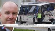 """Accident mortel de car scolaire à Rochefort : """"Un croisement au mauvais moment au mauvais endroit"""""""