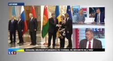 """D. Bauchard (IFRI): """"la crise en Ukraine est loin d'être terminée""""."""