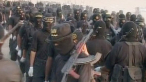 La branche armée du Hamas, les Brigades Ezzedine Al-Qassam