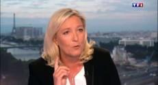"""Marine Le Pen : """"Mr. Macron va continuer à appliquer la purge imposée par l'UE"""""""