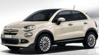 FIAT 500X 1.4 MultiAir 140 ch Opening Edition - 2014