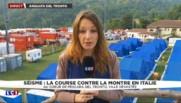 Séisme en Italie : 2500 personnes ont dû passer la nuit dans des tentes