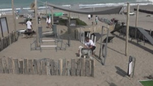 Des plages pour chiens en Argentine (15/03)