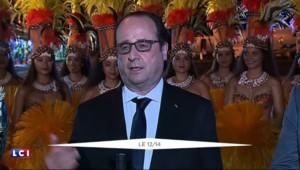 """Essais nucléaires : Hollande prêt """"à réparer un certain nombre de conséquences"""""""