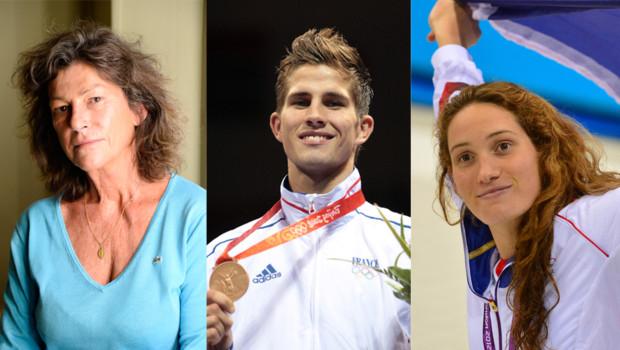 Florence Arthaud, la championne olympique de natation Camille Muffat et le boxeur Alexis Vastine ont trouvé la mort lundi dans une collision entre deux hélicoptères survenue en Argentine