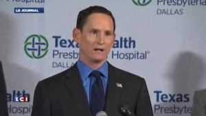 """Soignant contaminé au virus Ebola au Texas : """"Nous nous sommes préparés"""""""